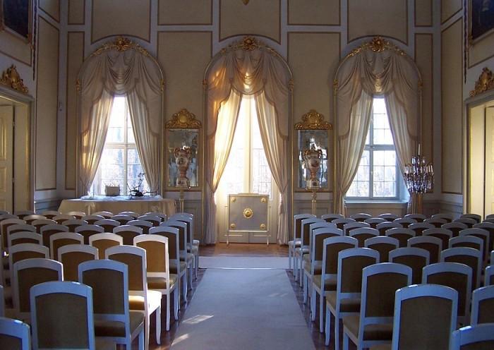 Замок Рамменау (нем. Barockschloss Rammenau) 79446