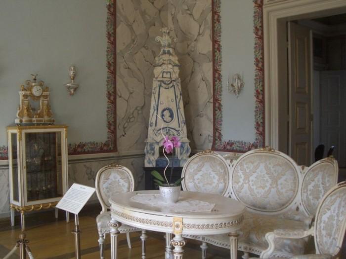 Замок Рамменау (нем. Barockschloss Rammenau) 41208