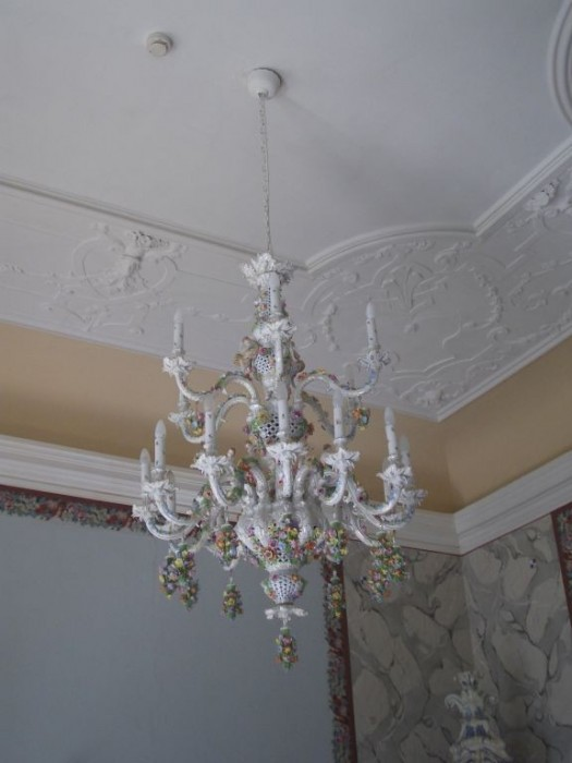 Замок Рамменау (нем. Barockschloss Rammenau) 49130