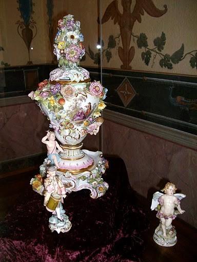 Замок Рамменау (нем. Barockschloss Rammenau) 50228