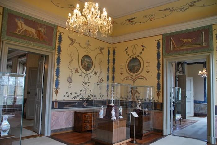 Замок Рамменау (нем. Barockschloss Rammenau) 91627
