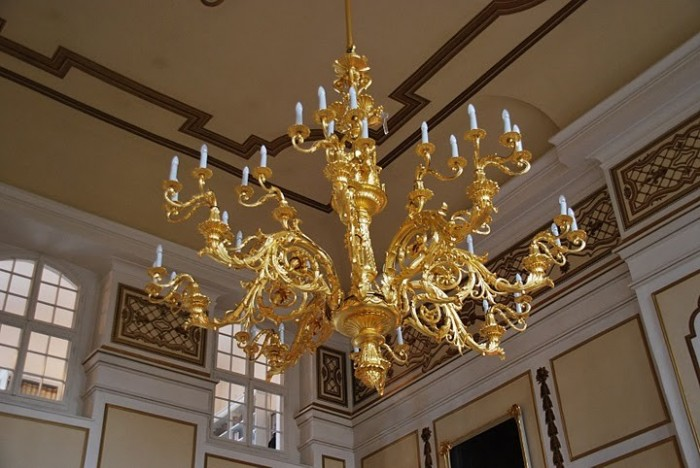 Замок Рамменау (нем. Barockschloss Rammenau) 58307