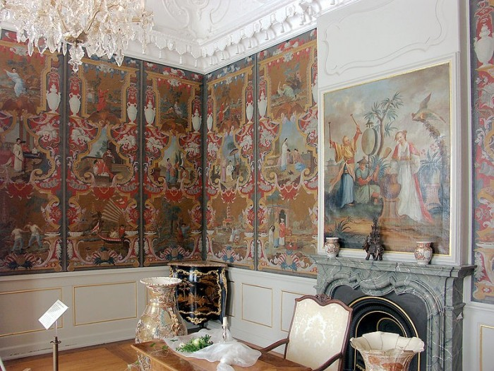Замок Рамменау (нем. Barockschloss Rammenau) 92682