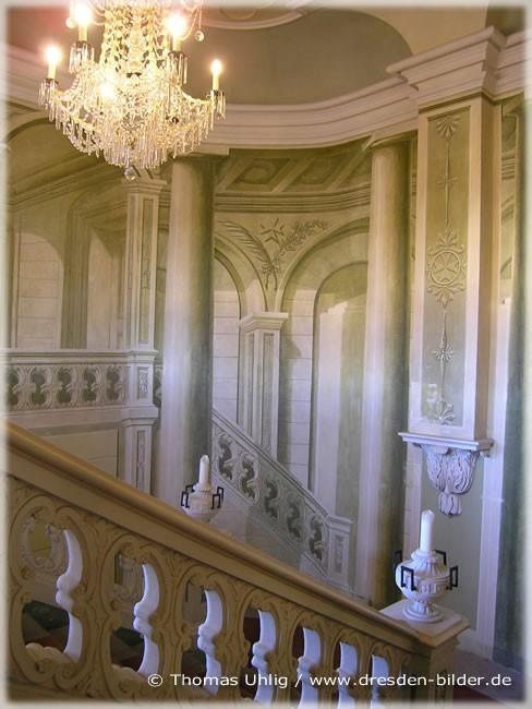 Замок Рамменау (нем. Barockschloss Rammenau) 26243