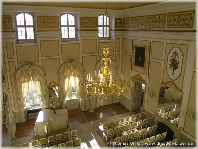 Замок Рамменау (нем. Barockschloss Rammenau) 54809