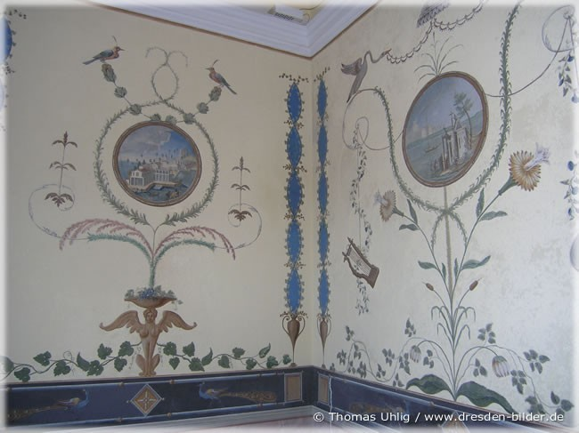 Замок Рамменау (нем. Barockschloss Rammenau) 86489