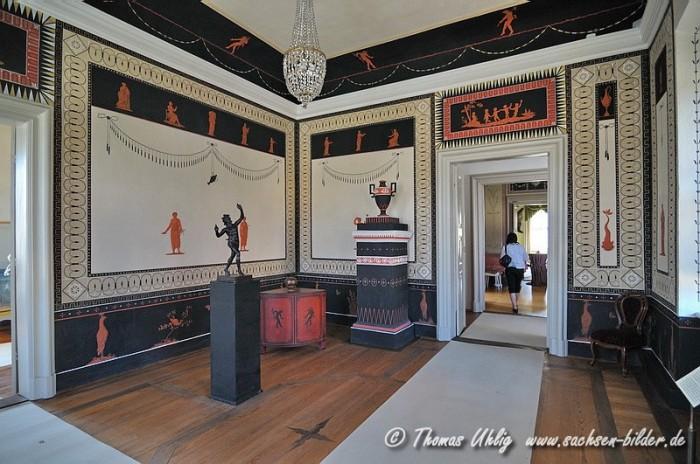 Замок Рамменау (нем. Barockschloss Rammenau) 63983