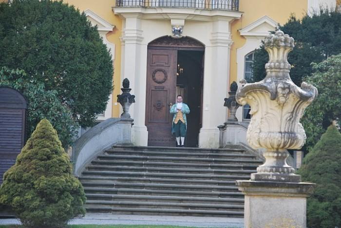 Замок Рамменау (нем. Barockschloss Rammenau) 81547