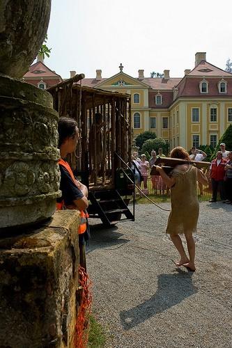 Замок Рамменау (нем. Barockschloss Rammenau) 66054