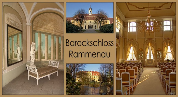 Замок Рамменау (нем. Barockschloss Rammenau) 68554