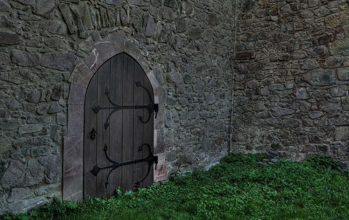 Крепость Крибштайн (нем. Burg Kriebstein) 87625
