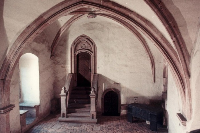Крепость Крибштайн (нем. Burg Kriebstein) 29927