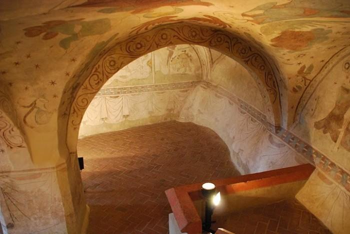 Крепость Крибштайн (нем. Burg Kriebstein) 55767