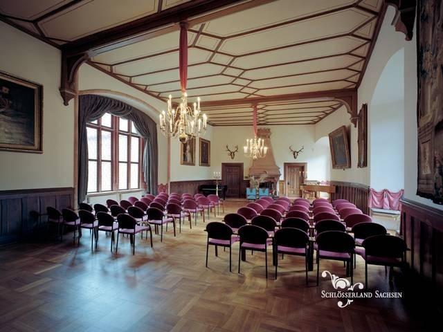 Крепость Крибштайн (нем. Burg Kriebstein) 65895