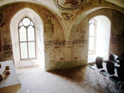 Крепость Крибштайн (нем. Burg Kriebstein) 81746