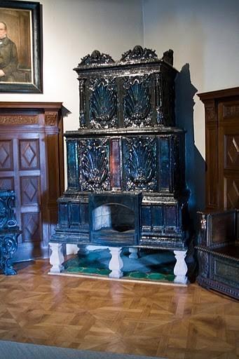 Крепость Крибштайн (нем. Burg Kriebstein) 67383