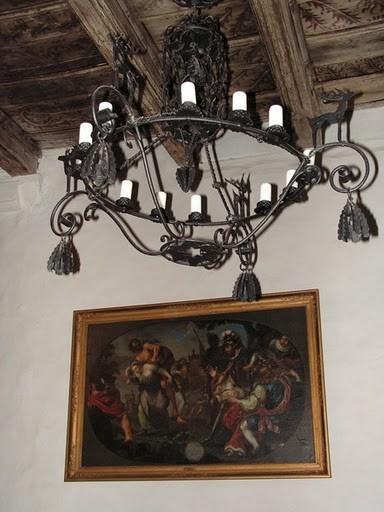 Крепость Крибштайн (нем. Burg Kriebstein) 56636