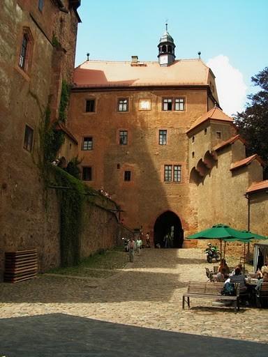 Крепость Крибштайн (нем. Burg Kriebstein) 40680