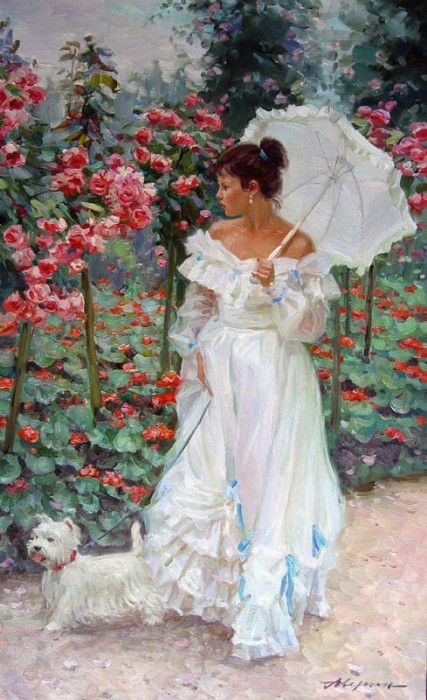 Александр Аверин - Цветущий сад