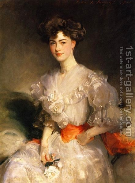 John Singer Sargent : Maud Coats