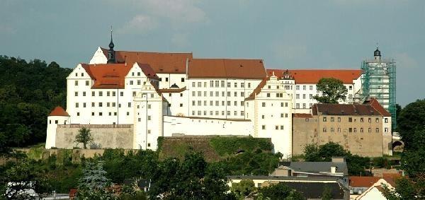 Замок Кольдиц (нем. Schloss Colditz) 25556