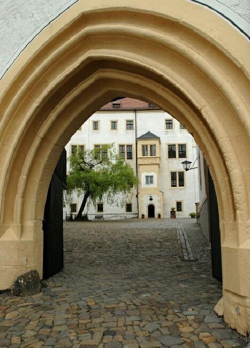 Замок Кольдиц (нем. Schloss Colditz) 61699