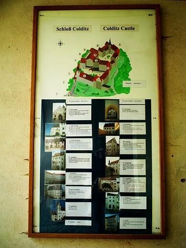 Замок Кольдиц (нем. Schloss Colditz) 89245