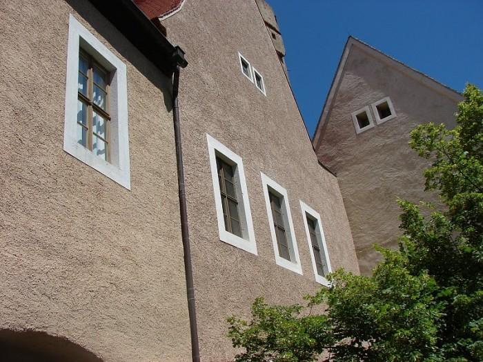 Крепость Гнандштайн (нем. Gnandstein) 12312