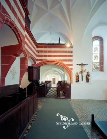 Крепость Гнандштайн (нем. Gnandstein) 13046