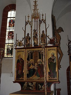 Крепость Гнандштайн (нем. Gnandstein) 92518