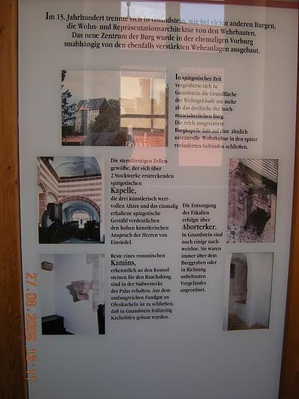 Крепость Гнандштайн (нем. Gnandstein) 41251