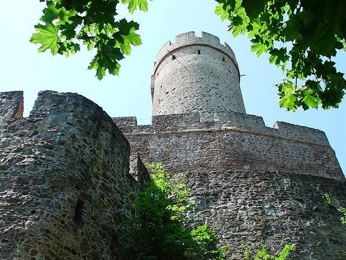Крепость Гнандштайн (нем. Gnandstein) 15221