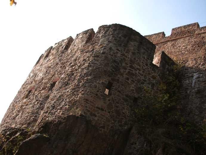 Крепость Гнандштайн (нем. Gnandstein) 22739