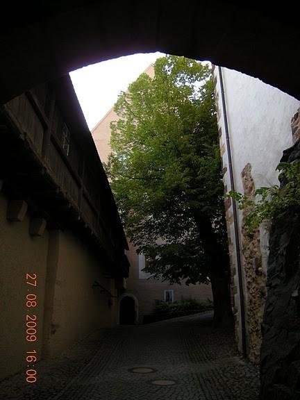Крепость Гнандштайн (нем. Gnandstein) 20595