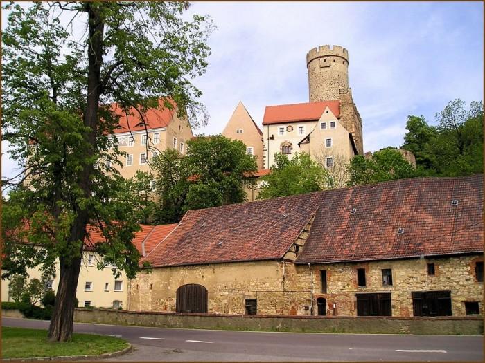 Крепость Гнандштайн (нем. Gnandstein) 29994
