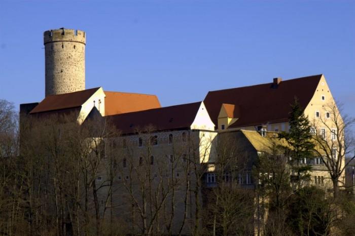 Крепость Гнандштайн (нем. Gnandstein) 47192