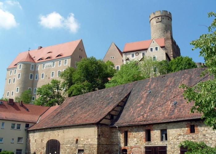 Крепость Гнандштайн (нем. Gnandstein) 98977