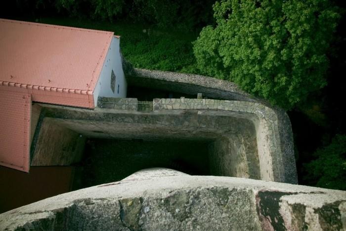 Крепость Гнандштайн (нем. Gnandstein) 34433
