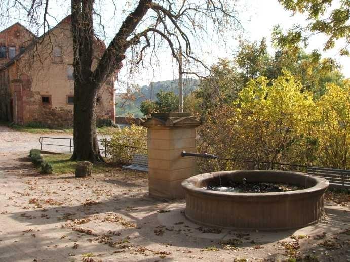 Крепость Гнандштайн (нем. Gnandstein) 42735