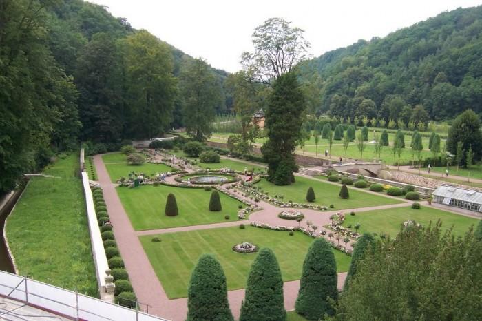Замок Везенштайн (нем. Schloss Weesenstein) 46480