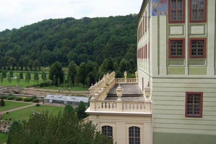 Замок Везенштайн (нем. Schloss Weesenstein) 60630
