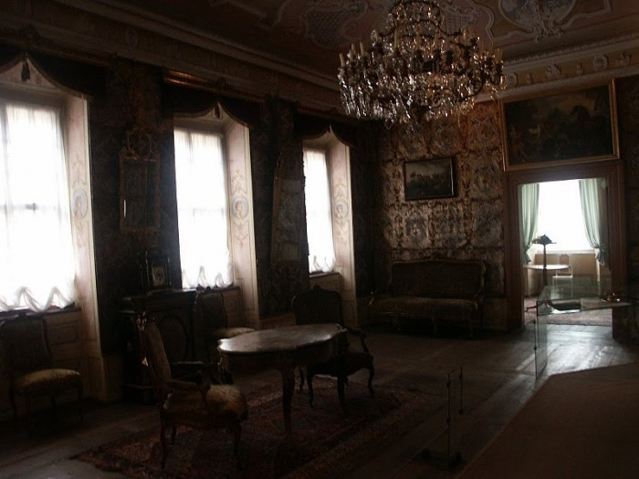Замок Везенштайн (нем. Schloss Weesenstein) 85177