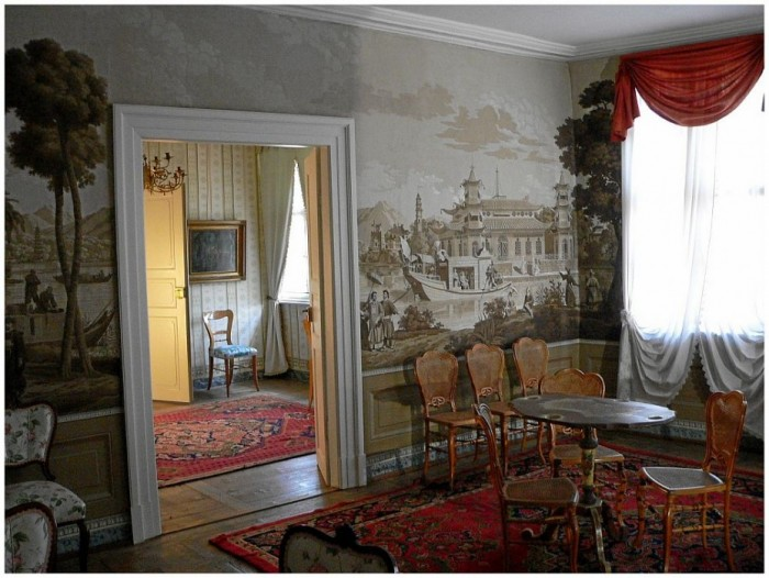 Замок Везенштайн (нем. Schloss Weesenstein) 59475