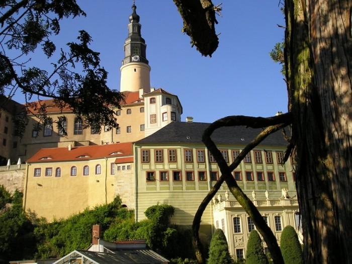 Замок Везенштайн (нем. Schloss Weesenstein) 69885