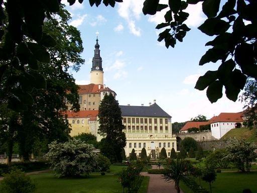 Замок Везенштайн (нем. Schloss Weesenstein) 63193