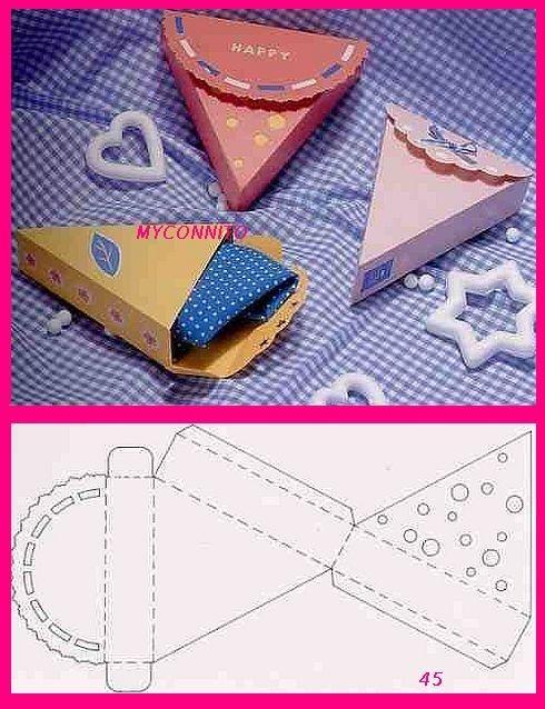 Как сделать коробку упаковку для кукол