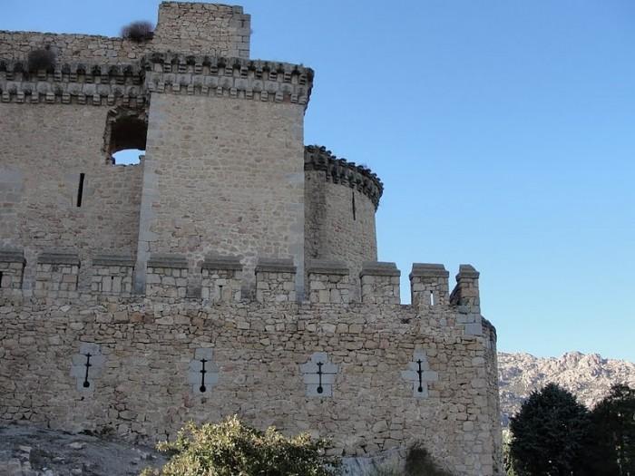 Замок в Мансанарес Эль Реал 63632