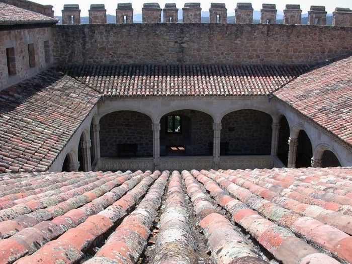 Замок в Мансанарес Эль Реал 68430