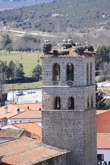 Замок в Мансанарес Эль Реал 76074