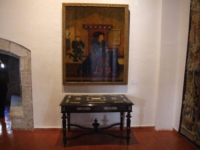 Замок в Мансанарес Эль Реал 95587